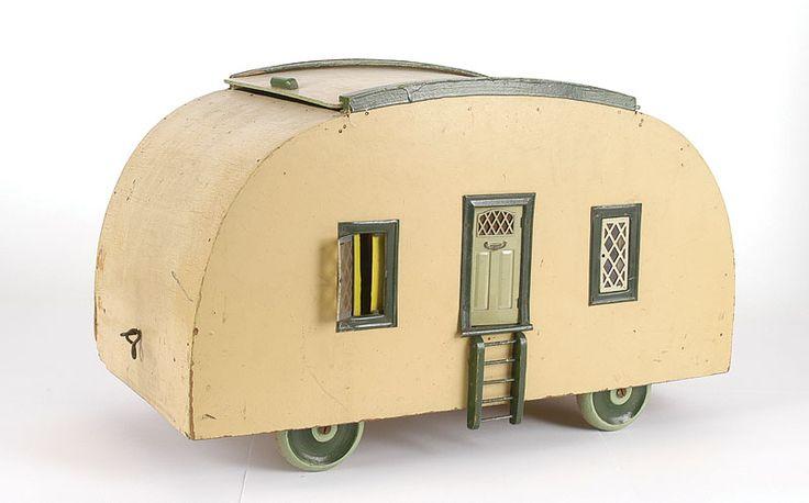 Triang caravan