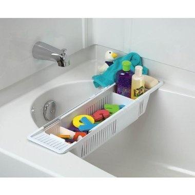 bath toy storage - genius!