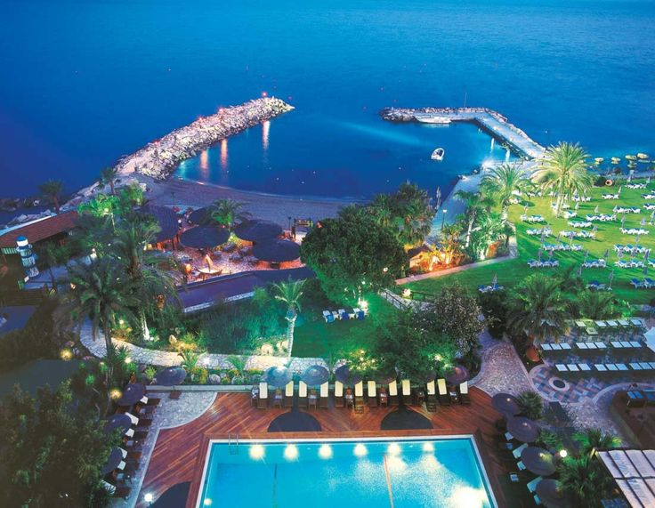 Amathus 5 star beach hotel is the ultimate leisure and business hotel in Limassol, Cyprus.
