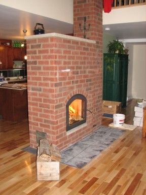 heat retaining interior wall - Google Search