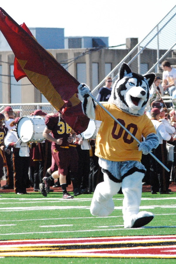 Bloomsburg University Football - Go Huskies!