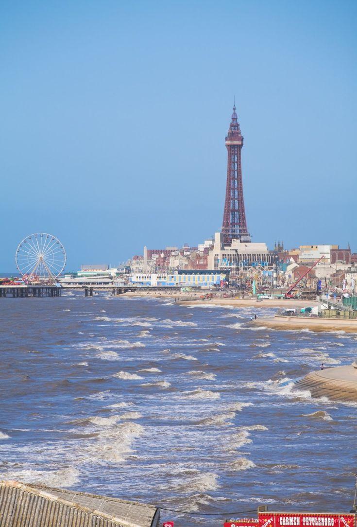 Blackpool, Lancashire, England.We love blackpool, the vegas of the north