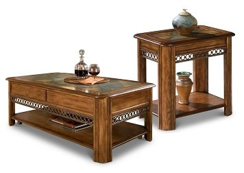 Accent and Occasional Furniture-The Madison Collection-Madison Cocktail Table