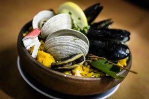 #Cocina #Mariscos #Hipocalorico