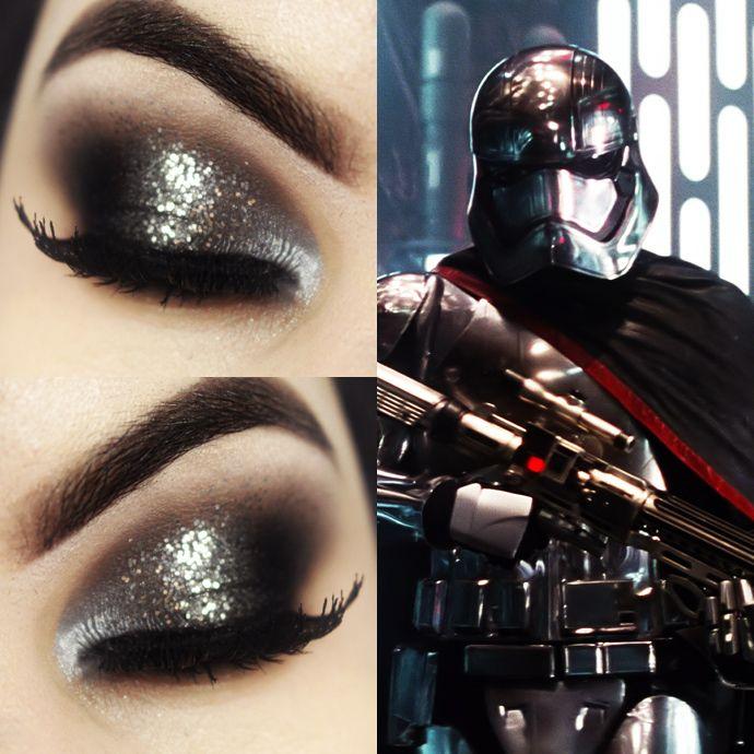 Star Wars Makeup Tutorial Maquiagem