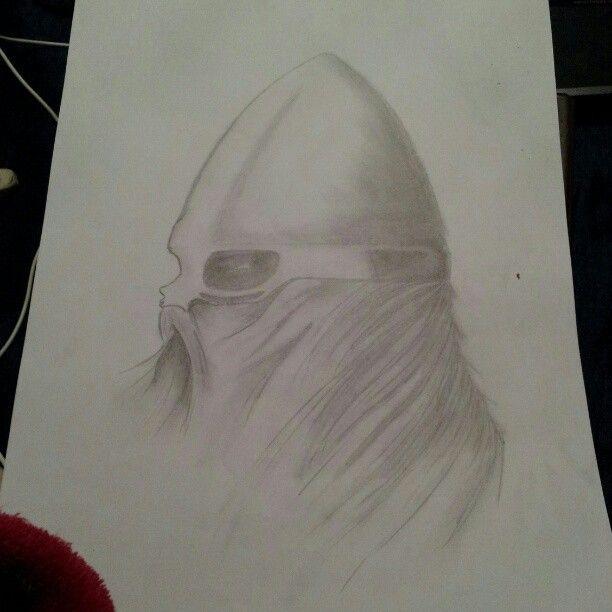 Viking #art #sketch #viking