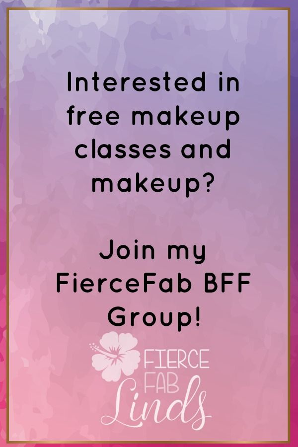 Exclusive to those hosting online makeup classes called FierceFab Beauty Academy- lots of free makeup giveaways and perks! https://www.facebook.com/groups/fiercefabbff/