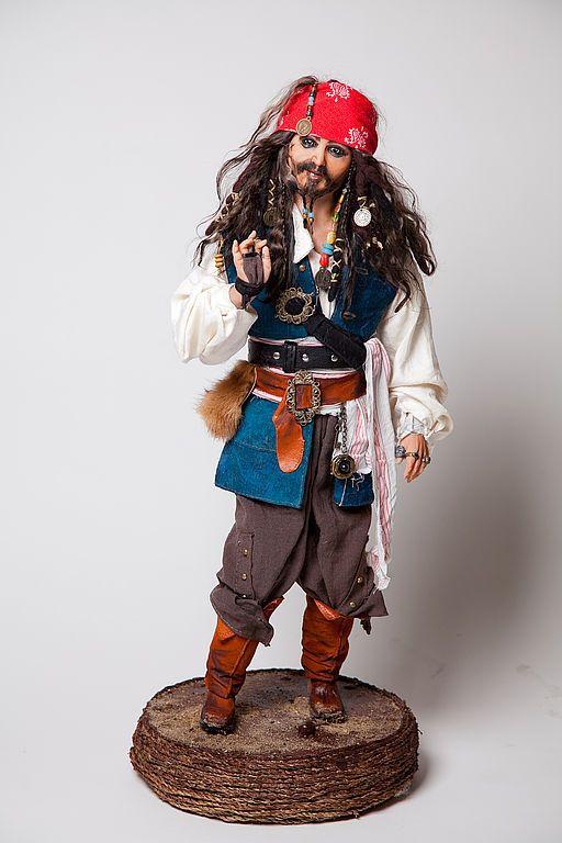 пираты из полимерной глины картинки воссоздать атмосферу этого