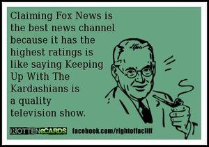 Funniest Memes Mocking Fox News: Fox News Ratings