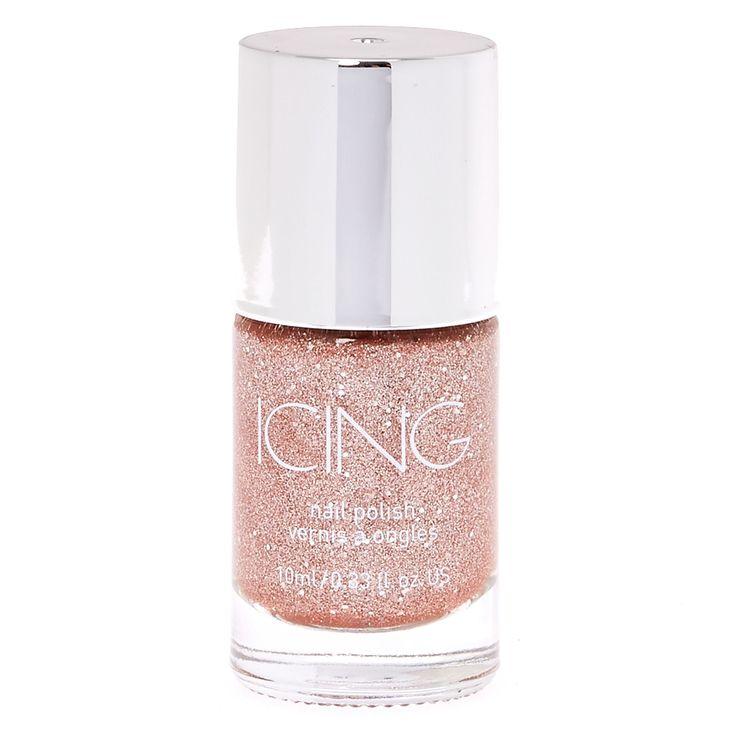 Rose Sand Nail Polish