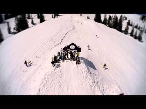 61 best volcom snow images on pinterest snow board snowboarding season ender bender at snowpark grasgehren germany volcom europe malvernweather Image collections