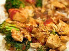 Hawaiiaanse Roerbakkip met Broccoli - Receptenbundel.nl