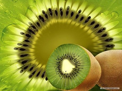 Kiwi fruit. Ha..does any other nationality have their own fruit?
