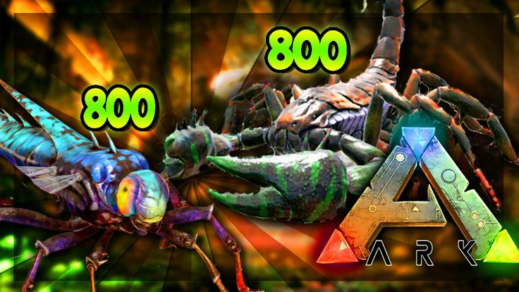 ARK: Survival Evolved Server - WHY IS EVERYTHING LEVEL 800!! #77