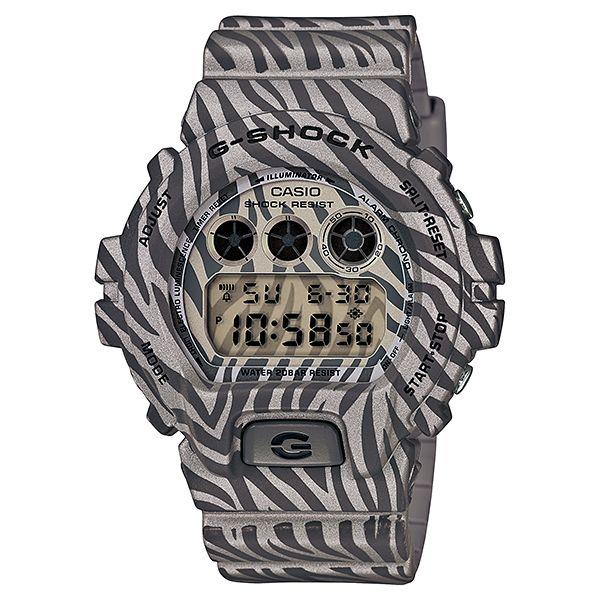Reloj Casio G-Shock DW6900 Gris Resistente a Golpes y Vibraciones – Relojes Casio en México   CompraFacil.mx