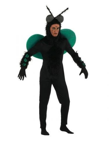 Disfraz de Mosca adulto. Fly costume. Disfraz para despedida de solter@. Hen night. www.leondisfraces.es