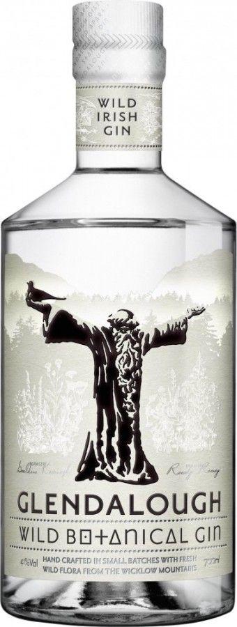 Glendalough Wild Botanical Gin - Radius