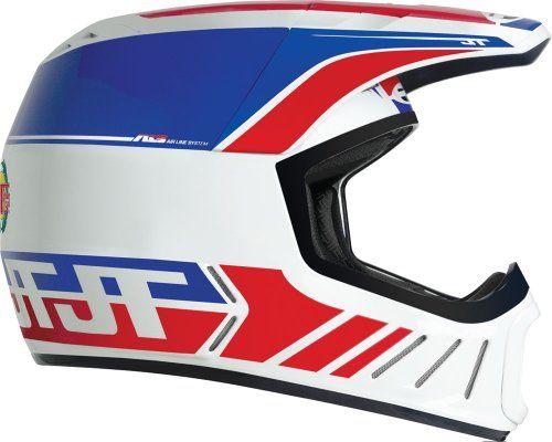 JT Racing USA ALS-02 MX Helmet (White/Red/Blue, Large) JT Racing USA http://www.amazon.ca/dp/B006JJGPZU/ref=cm_sw_r_pi_dp_b0MWtb01GDTF7B9W