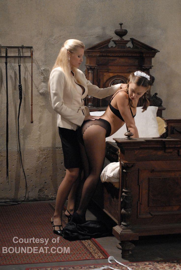 Lesbian Mistress Maid 24