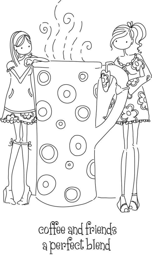 iced teas coloring pages - photo#11