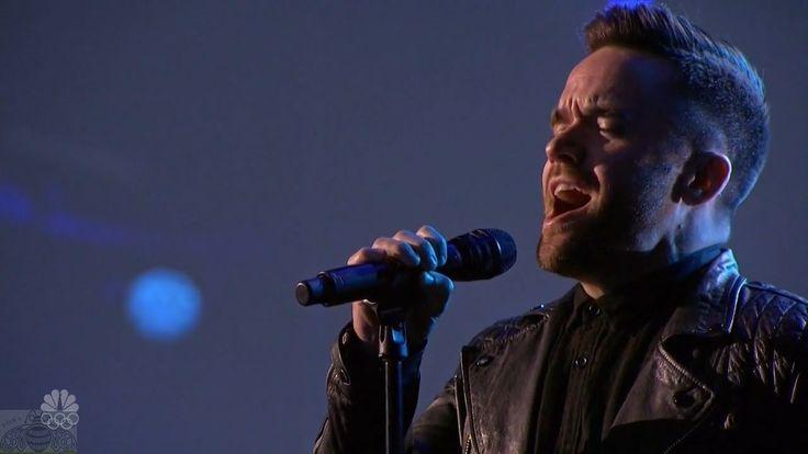 America's Got Talent 2016 Singer Brian Justin Crum Full Judge Cuts Clips...
