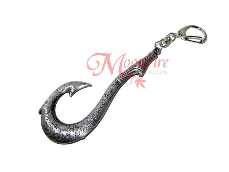 9 best images about moana jewelry on pinterest for Moana fish hook