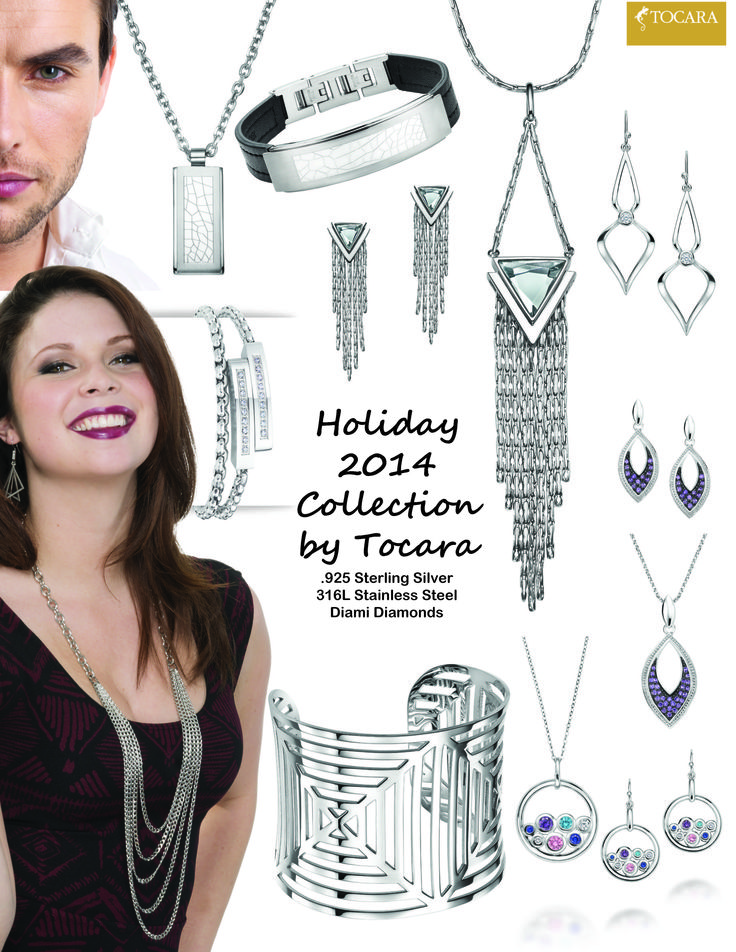 Tocara's 2014 Holiday Collection www.Sparkledup.com