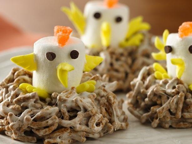 how to cook bird nest dessert
