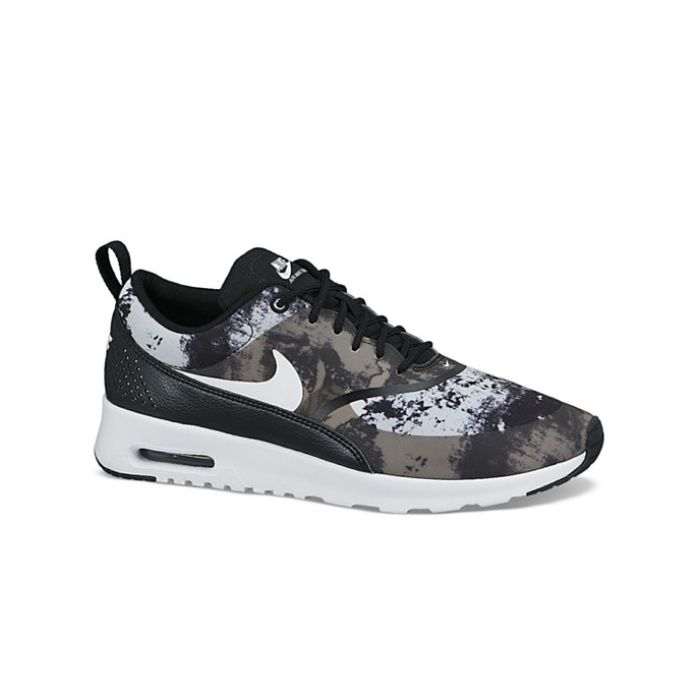 $100 Rank & Style - Nike Air Max Thea Print Lace Up Sneaker #rankandstyle