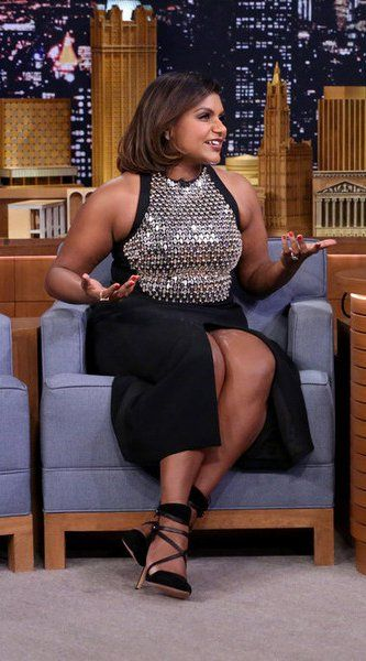 We're Head Over Heels For the Shoes Mindy Kaling Wore on The Tonight Show