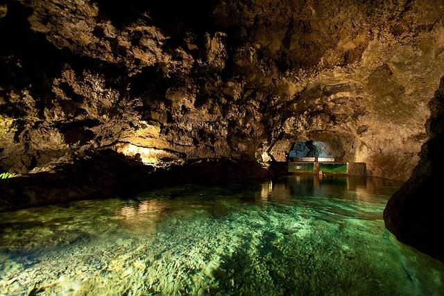 Sao Vicente Caves  http://www.grutasecentrodovulcanismo.com/en/display.asp?id=5