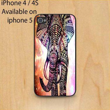 iphone 4/4s case elephant on Wanelo