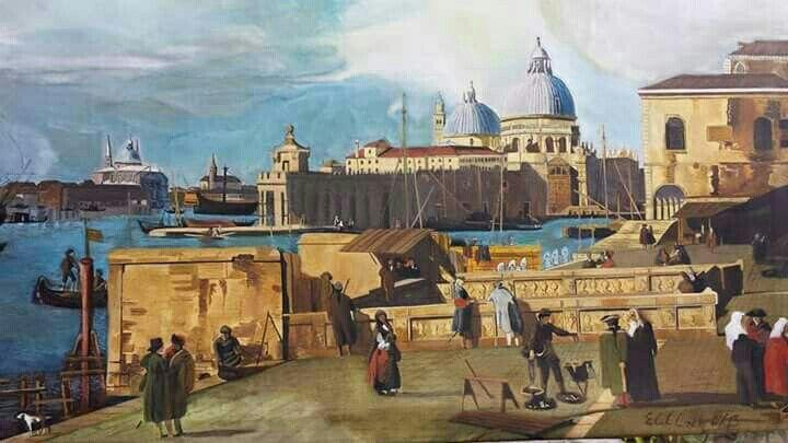 Venecia Italia siglo XV