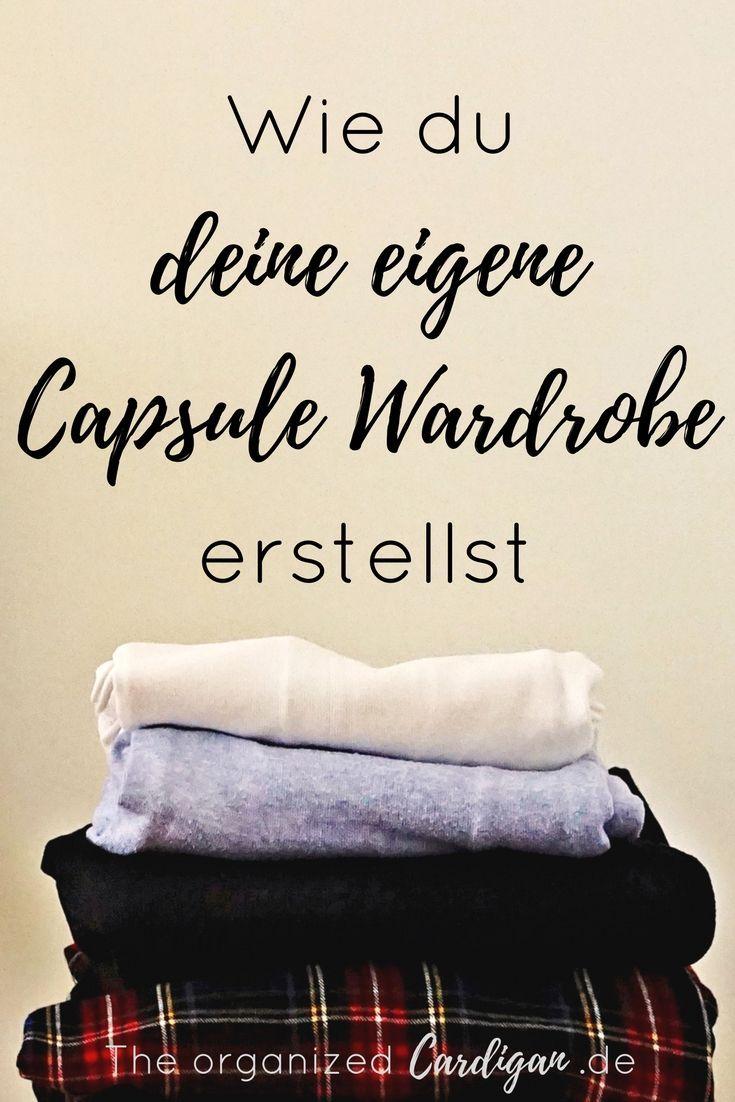 die besten 25 capsule wardrobe deutsch ideen auf pinterest minimalistische garderobe capsule. Black Bedroom Furniture Sets. Home Design Ideas