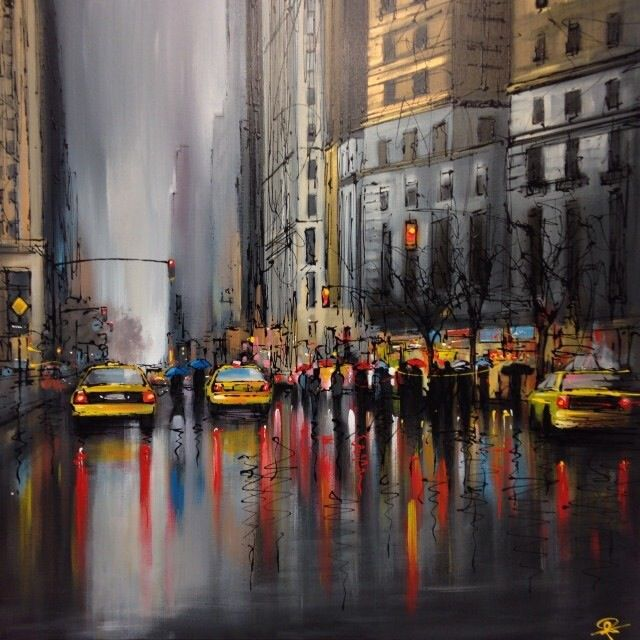 Paul Kenton   New York