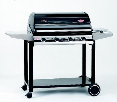 Superceded Discovery Classic 4 Burner  From Australia's Leading Iconic bbq brand BEEFEATER comes this family sized 4 Burner Discovery on an Open Trolley. Don't need a cabinet. Put your money into a great bbq chassis & hood.