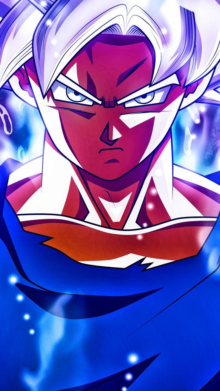 Goku Ultra Instinct Mastered, Dragon Ball Super Anime
