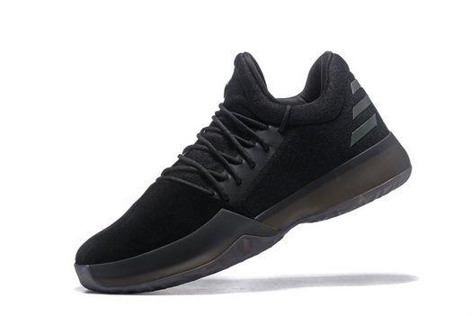 new product 6a222 0f799 Adidas Harden Vol.1 One Dark Ops Xeno Veno Core Black Cg4940