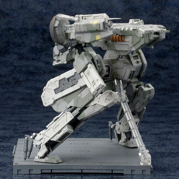 Metal Gear Solid 4 Guns of the Patriot Kotobukiya Plastic Model : Metal Gear REX [METAL GEAR SOLID 4 Ver.]