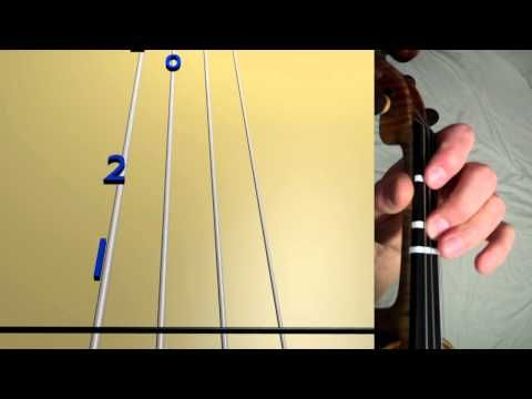 ▶ How to play Amazing Grace on the Violin - YouTube
