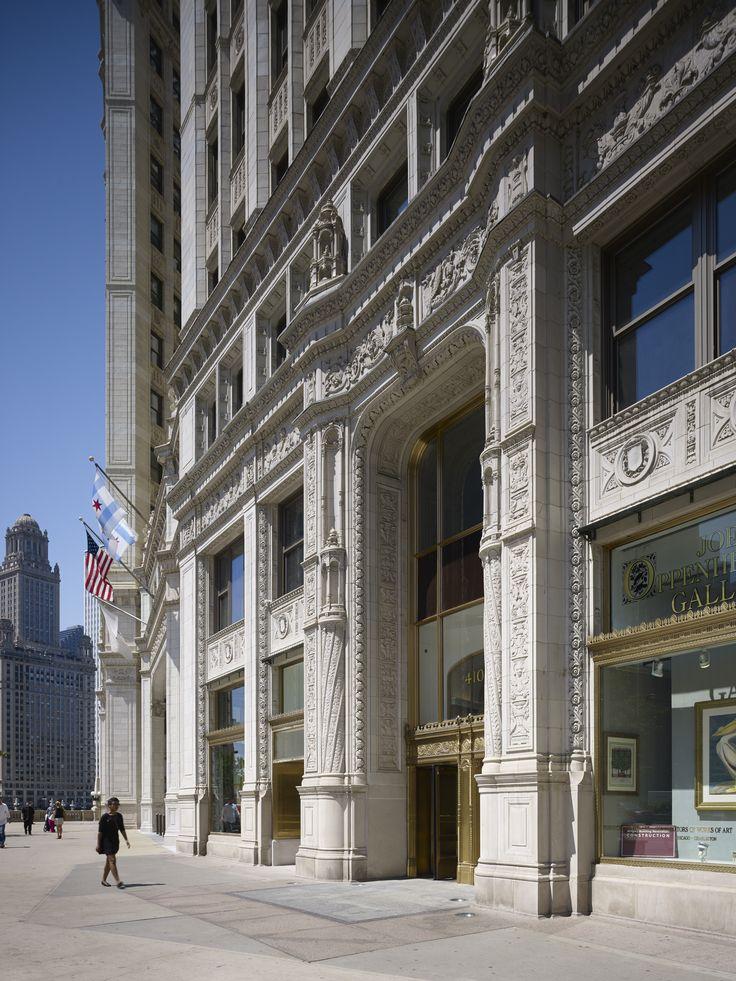 Wrigley Building - Google Search