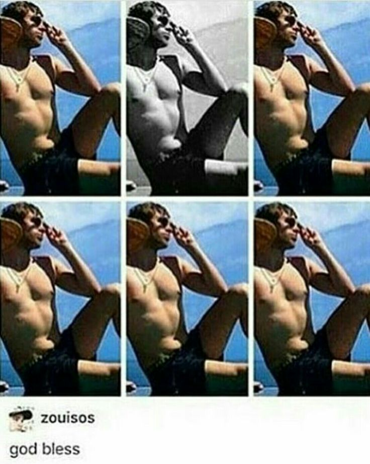 Omgs remember when the Fandom was worried we would never see a shirtless luke and he was all insecure but nOW ASDFGHJKL