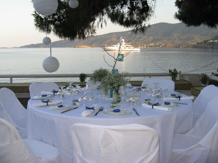 Incomparable atmosphere with natural daylight and magnificent  sea views.  Suitable for gatherings, conventions, press conferences and corporate meetings. Golden View Beach Hotel - Askeli Poros For more info visit www.goldenview.gr