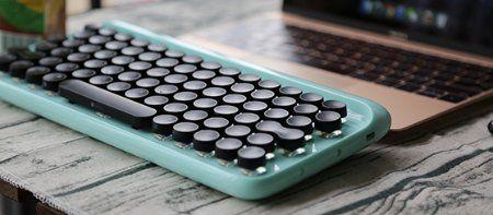 目標額の3000%に到達!タイプライターみたいなかわいいBluetoothキーボード「lofree」− ISUTA(イスタ)オシャレを発信するニュースサイト