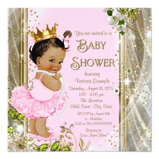 Princess baby shower invitation templates free free baby shower pink and gold princess baby shower invitation templates free filmwisefo