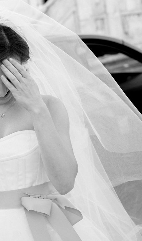 www.italianfelicity.com #weddingdress #bride #tulle