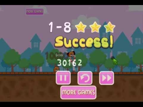Angry Girls   Action games  Angry Birds Like Game