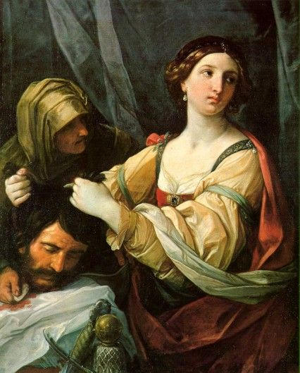 Paintings of Judith in the Bible