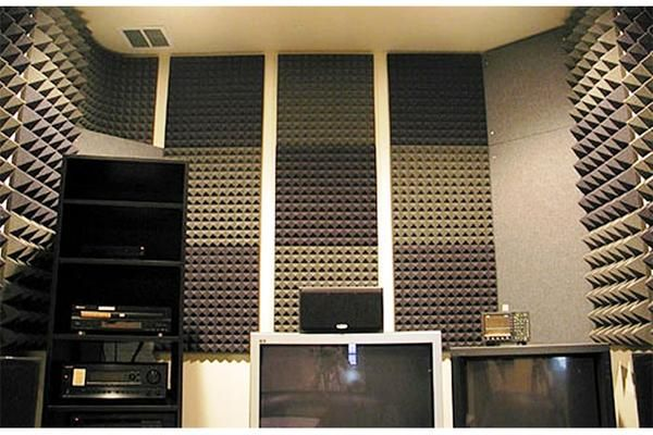 Soundproof Foam And Acoustic Foam Myths Unbiased Facts Soundproof Room Sound Proofing Music Studio