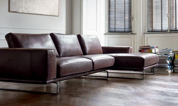 Inspiration Natuzzi Tempo Sectional Furniture